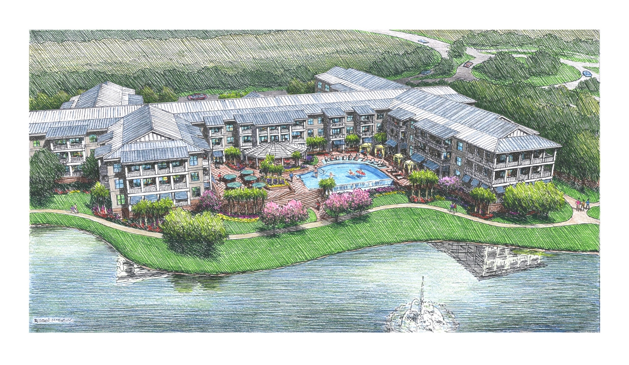 Kiawah Island S C Rock Partners In A Joint Venture With Has Unveiled Plans To Develop 125 Million Seniors Housing Community On