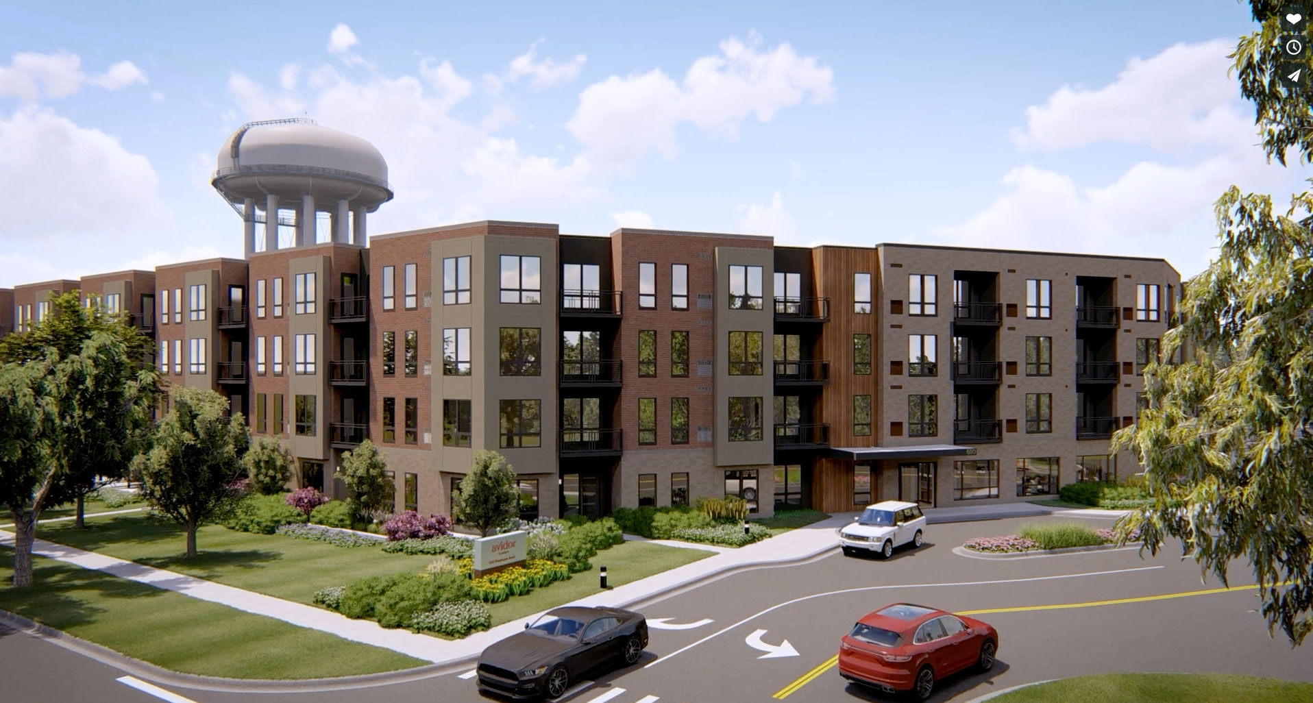 Allegro Opens Welcome Center at 168-Unit Active Adult