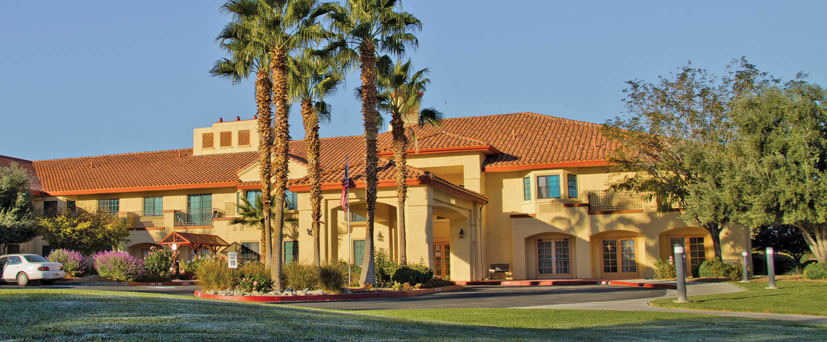 The Havens at Antelope Valley, an independent living and assisted living community in Lancaster, California.