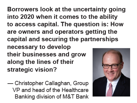 Christopher Callaghan M&T Bank 2020 Seniors Housing
