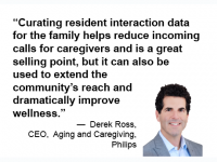 Derek Ross Philips Seniors Housing Technology
